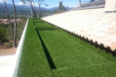 Création en pelouse artificielle : Ecole élémentaire Marcel Pagnol