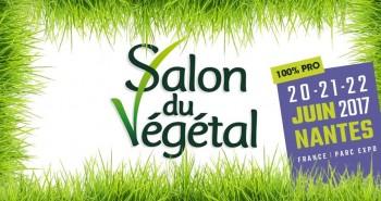 Illustration de Azurio au Salon du Végétal de Nantes du 20 au 22 Juin 2017