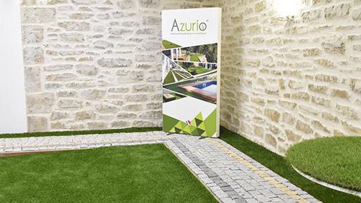 Azurio gazon synthétique boutique