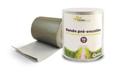 bande-preencolle : accessoire pour pelouse artificielle