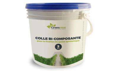 colle-pot : accessoire pour pelouse artificielle