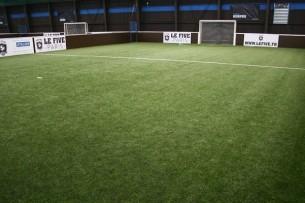 Création en pelouse artificielle : Terrain de foot