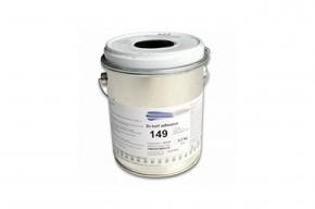 Exemple de notre gazon synthétique Colle en pot
