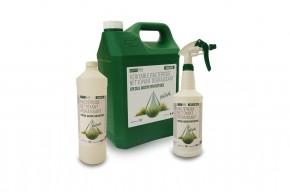 Exemple de notre gazon synthétique Bactéricide nettoyant dégraissant pour particulier