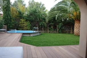 Création en pelouse artificielle : Acheter et faire poser un gazon synthétique à Marignane