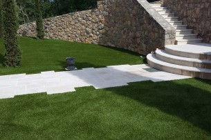 Création en pelouse artificielle : Protéger l'environnement