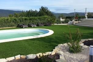 Création en pelouse artificielle : Sérénité