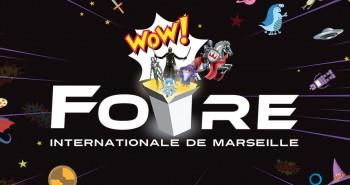 Illustration : Azurio à la Foire de Marseille 2017 !