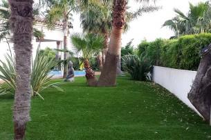 Création en pelouse artificielle : Achat et pose de gazon synthétique à Carqueiranne