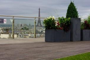 Création en pelouse artificielle : Achat et pose de gazon synthétique à Paris