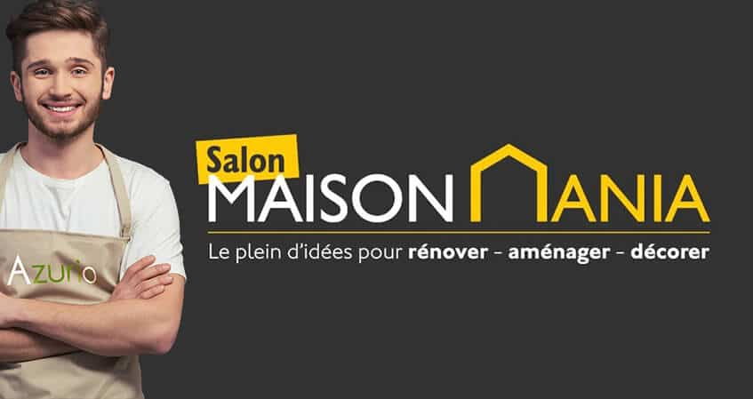 Illustration de Salon Maison Mania à Montpellier du 22 au 25 mars!