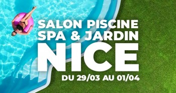 Illustration : Azurio au Salon Piscine, Spa & Jardin de Nice