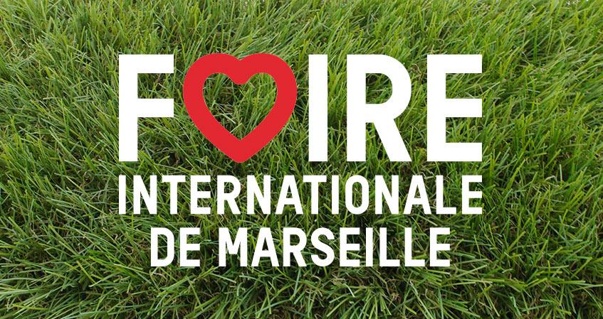 Illustration de Azurio à la Foire Internationale de Marseille 2019