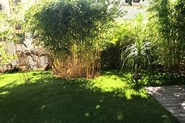 Création en pelouse artificielle : Achat et pose de gazon synthétique à Lyon (69)