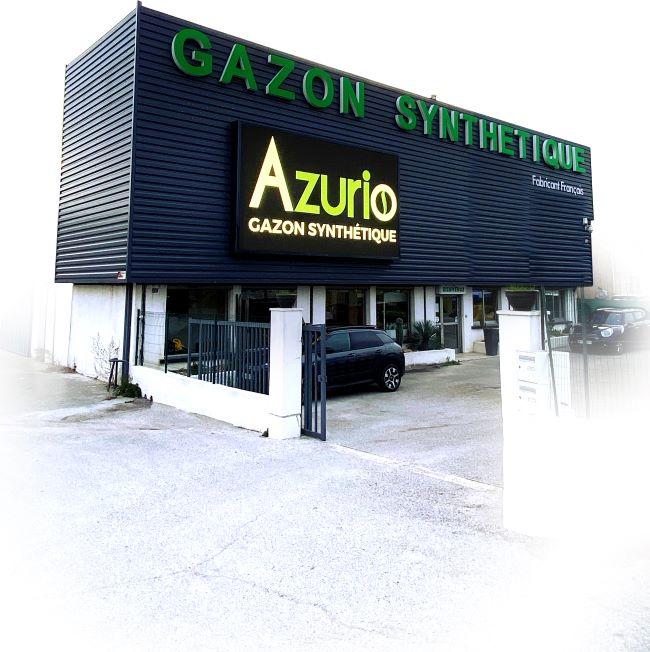 azurio magasin gazon artificiel six-fours